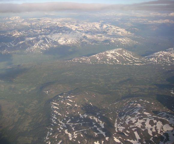 Vous regardez les images de l'article: De Tromsø  vers Kilpisjärvi - Trekking estival en laponie