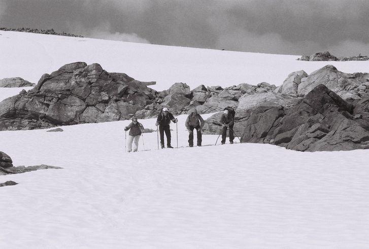Vous regardez les images de l'article: Trekking estival en laponie - jour 4